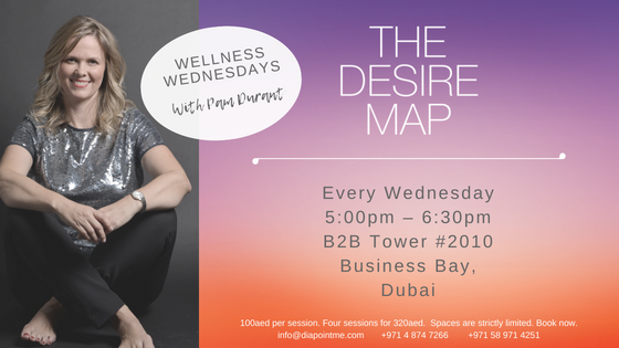 Wellness Wednesdays Dubai 2018
