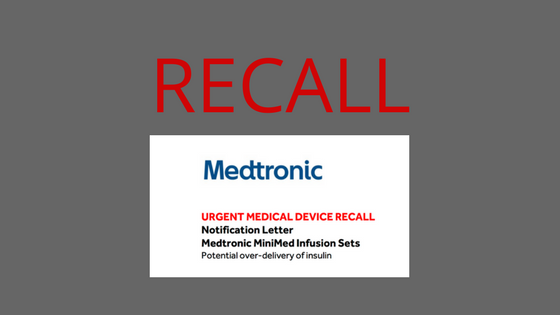 Medtronic Product Recall