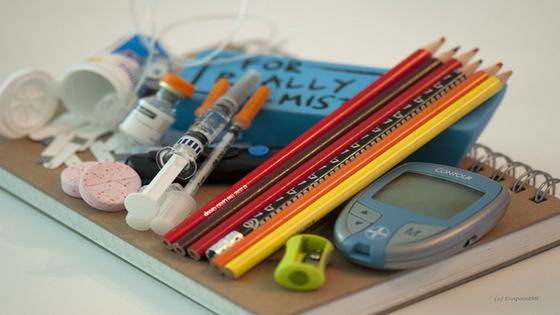 Diabetes at School: Preparing Teachers to Manage Diabetes