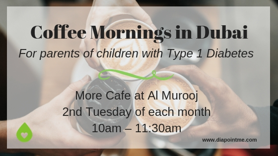 Diabetes meetup in Dubai for parents of Type 1 diabetic children