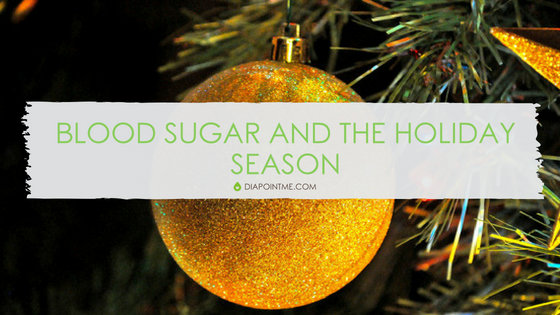 Blood Sugar and the Holiday Season