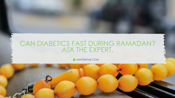 Can diabetics fast during Ramadan