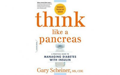 Best Diabetes Books for Summer Reading: Think Like a Pancreas: A Practical Guide to Managing Diabetes with Insulin