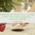 Growing up with diabetes