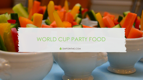 World Cup Party Food