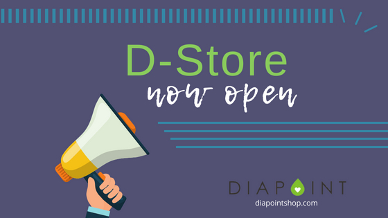 Diabetes Accessories Online ~ D-Shop is Now Open!