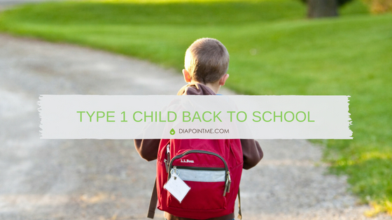 Type 1 Child Back to School – Mom is a Hot Mess! (Watch live video replay)