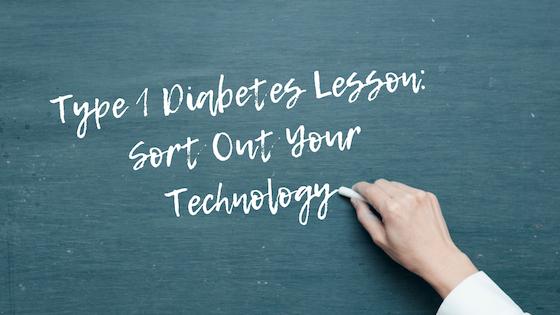 Diabetes lessons CGM