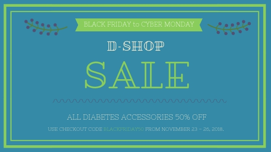 Black Friday Sale on Diabetes Accessories
