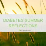 diabetes summer fun