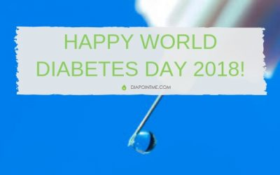 Happy World Diabetes Day 2018!