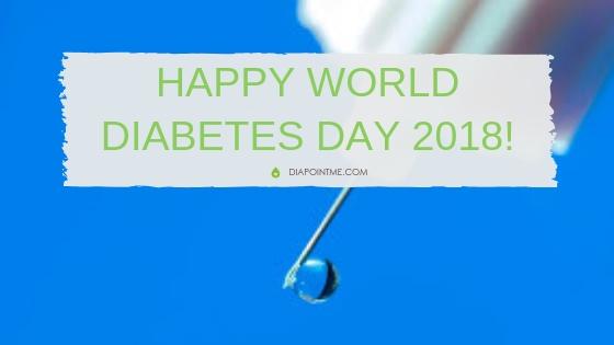 Happy World Diabetes Day 2018