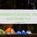 School trips and diabetes
