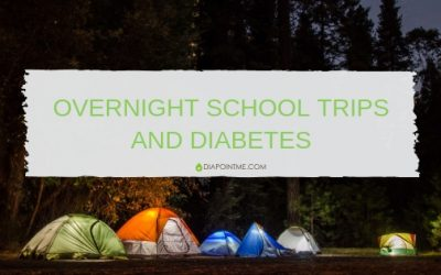 Overnight School Trips and Diabetes