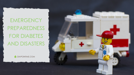 Emergency Preparedness for Diabetes and Disasters