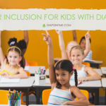 Inclusion for kids with diabetes
