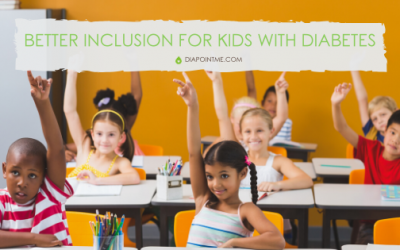 Better Inclusion for Kids with Diabetes