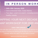 Desire Map workshop Jan 2020 Dubai