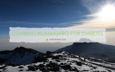 Climbing Kilimanjaro for Diabetes