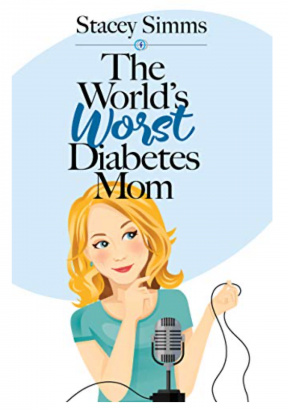Book cover - World's Worst Diabetes Mom