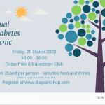 diabetes picnic Dubai
