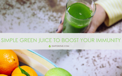 Simple Green Juice to Boost Your Immunity