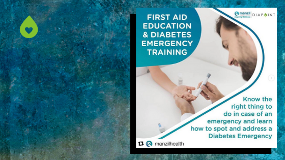 Diapoint & Manzil Health Present: Diabetes Emergency Training