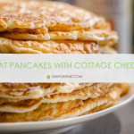 oat pancakes diabetes friendly