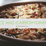 Rice and carbohydrates for the diabetes diet