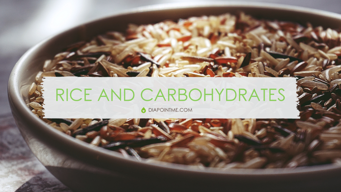 Rice And Carbohydrates Diapointme