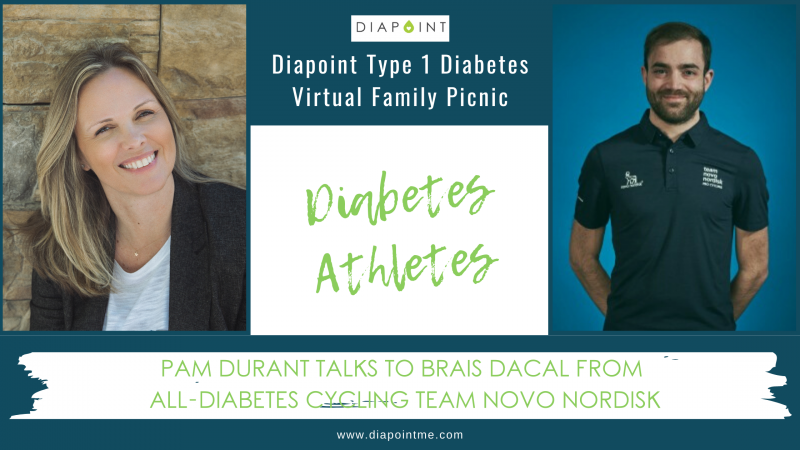 diabetes athletes - Diapoint Virtual Family Picnic
