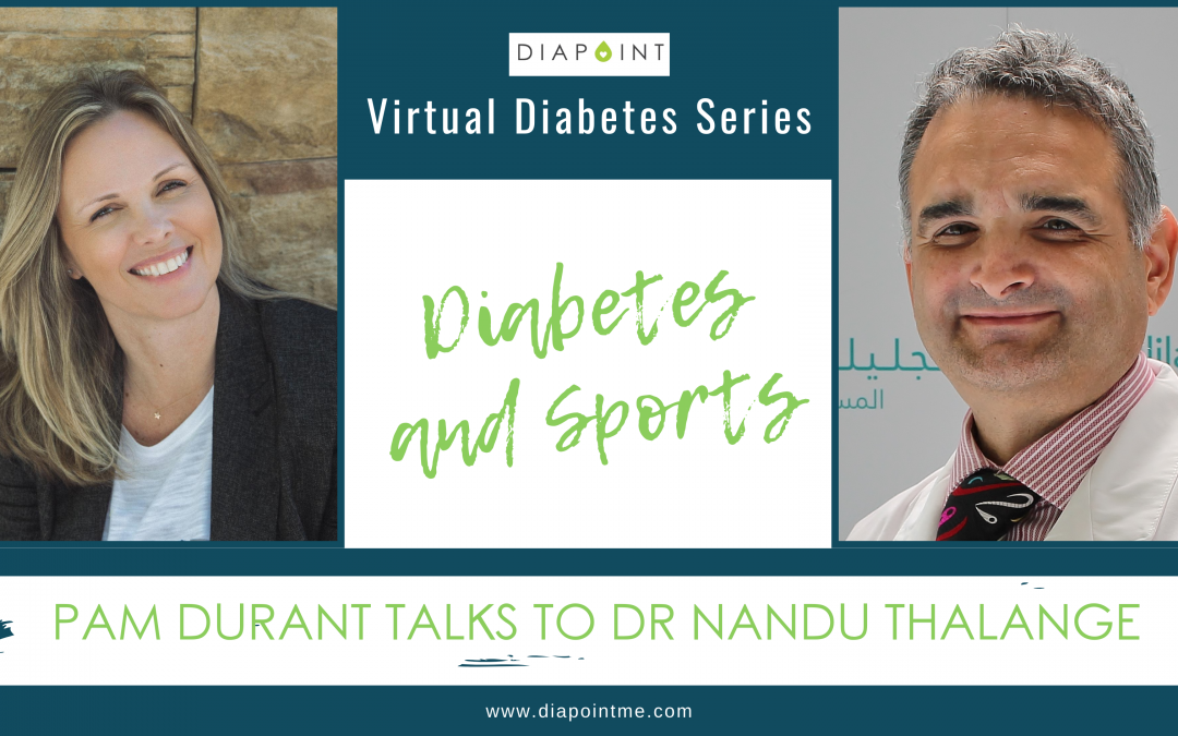 Dr Nandu Thalange: Diabetes and Sports
