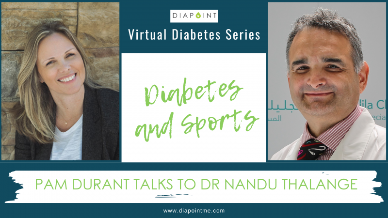 diabetes and sports - Diapoint Virtual Family Picnic
