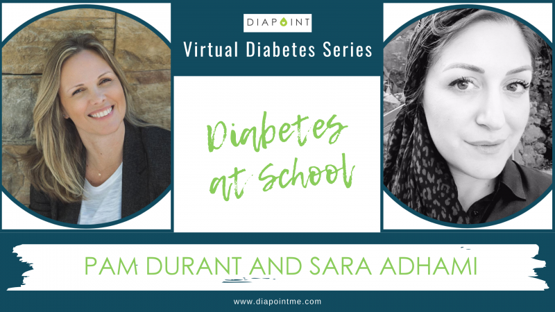 live discussion diabetes at school - Diapoint Virtual Family Picnic