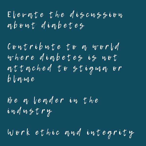 Diapoint company values