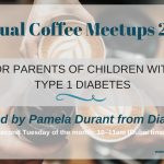 Meetups for Parents of Children with Type 1 Diabetes