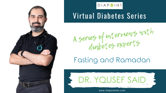 Dr Yousef Said Interview: Fasting During Ramadan with Diabetes